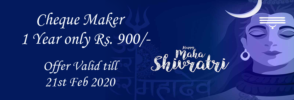 Mahashivratri Offer